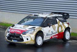 2015 Citroën DS3 especial del 60 aniversario de DS