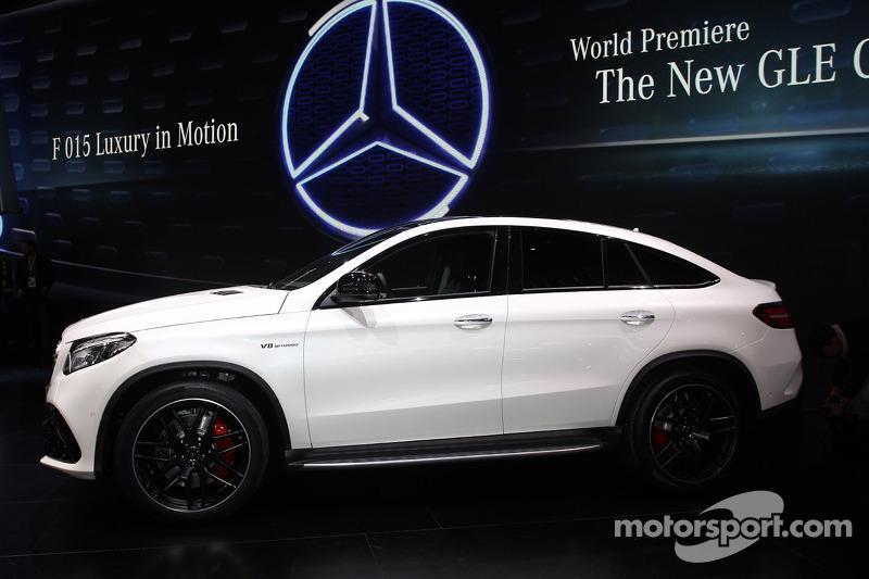 Mercedes GLE 63 Coupé AMG