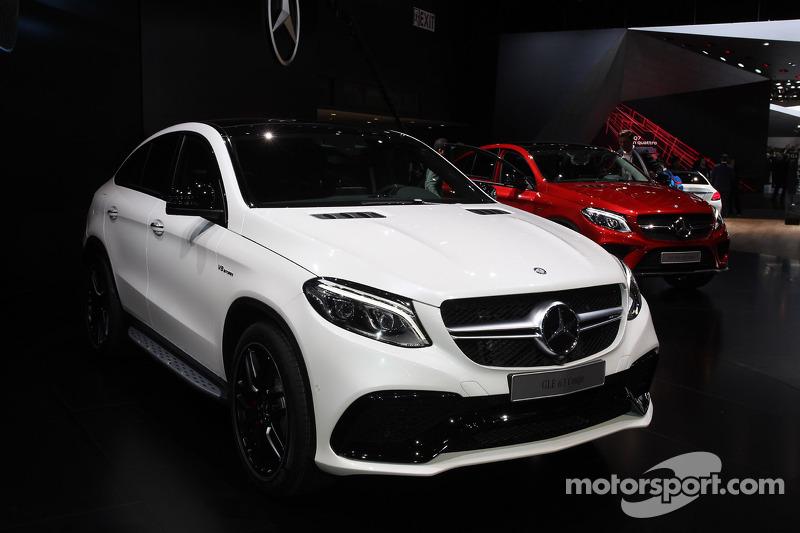 Mercedes GLE 63 Spor Aracı AMG