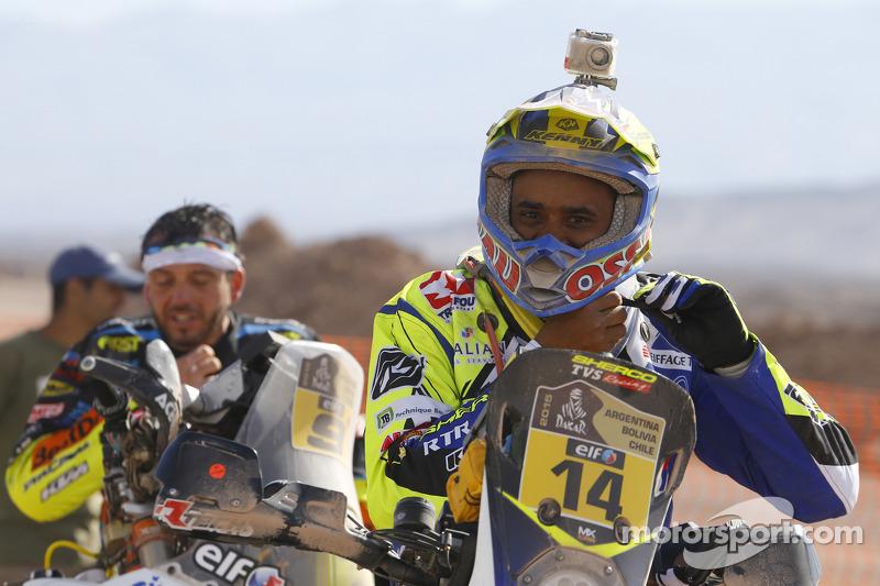 #14 Sherco: Alain Duclos