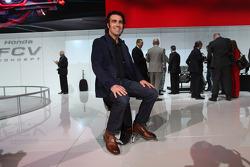 Honda Stand, Dario Franchitti