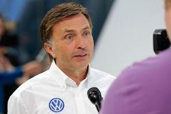 Jost Caputo, head of Volkswagen Motorsport