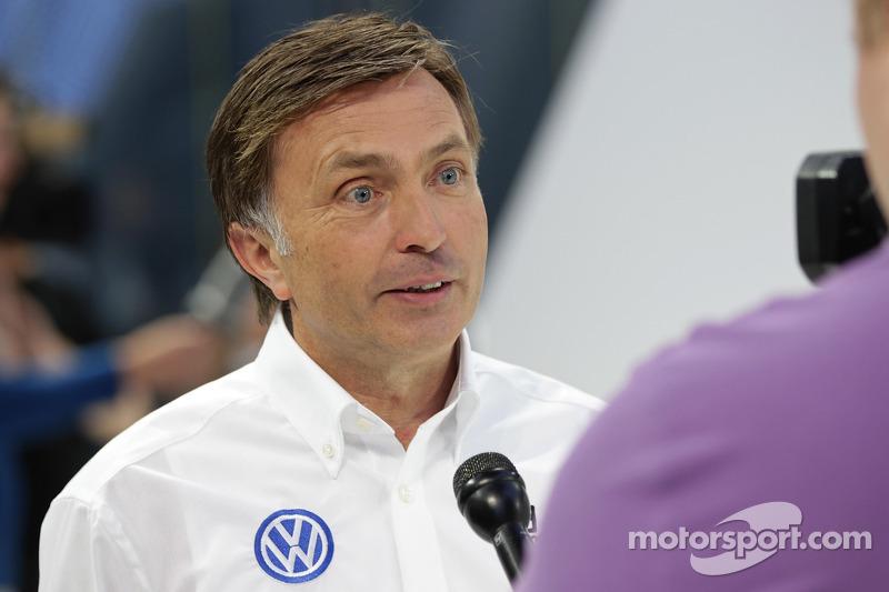 Jost Caputo, Volkswagen Motorsport, Sportchef