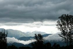 Nubes omenous