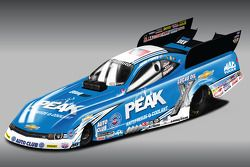 John Force Racing, Chevrolet Camaro