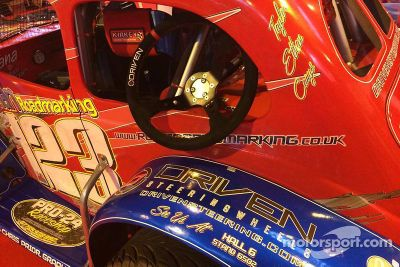 伯明翰国家展览中心举办的国际赛车展