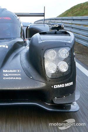 2015 Porsche 919 Hy brid