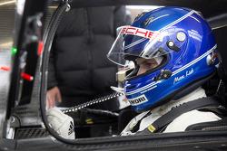 Marc Lieb im Porsche 919 Hybrid, 2015