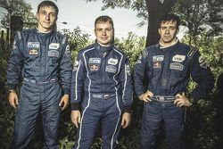 Eduard Nikolaev, Evgeny Yakovlev, Ruslan Akhmadeev