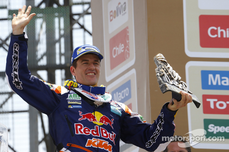 Marc Coma, KTM, 5 Dakar