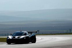 迈凯伦 P1 GTR测试