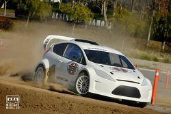 DirtFish Motorsports prueba el coche GRC