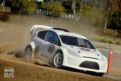 DirtFish Motorsports, Testfahrten mit dem GRC-Auto