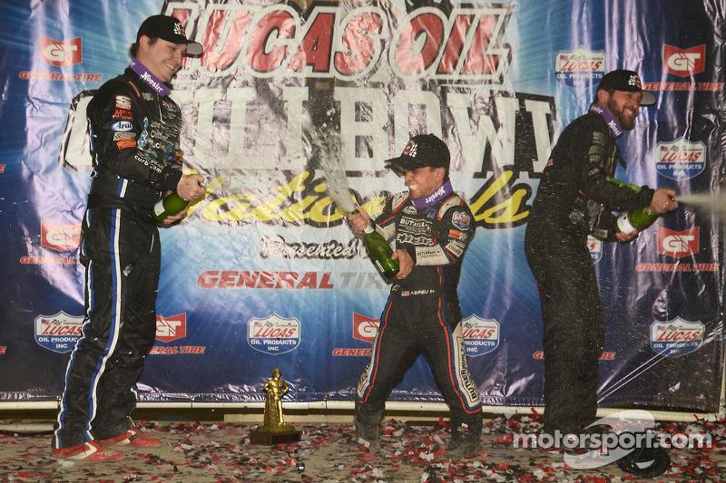 Der 23-jährige Rico Abreu hat es in die NASCAR geschafft.