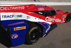 Deltawing's 2015 sponsorship livery