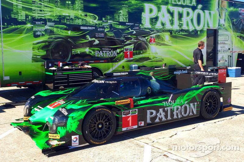 Extreme Speed Motorsports HPD ARX-04b