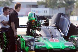 Extreme Speed Motorsports HPD ARX-04b testing