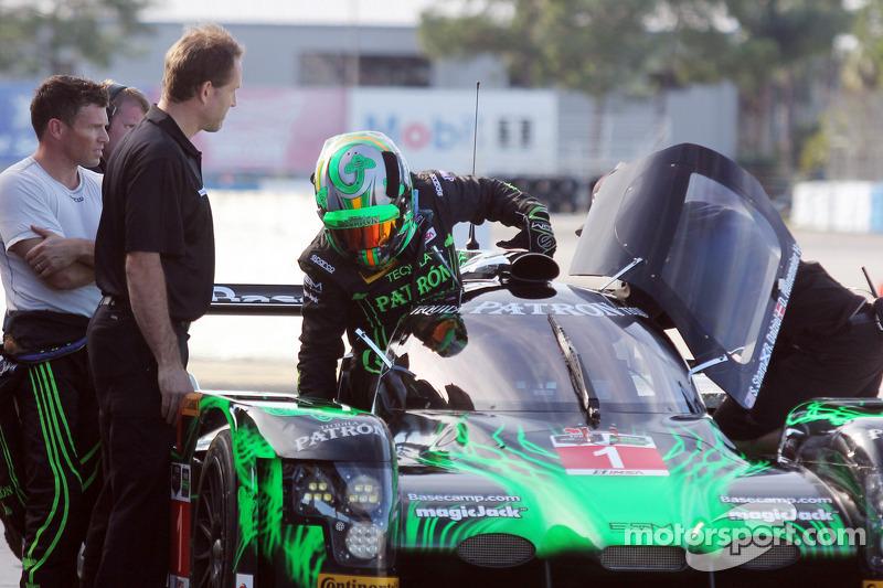 Extreme Speed Motorsports HPD ARX-04b : essais