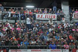 Fans au Chili Bowl