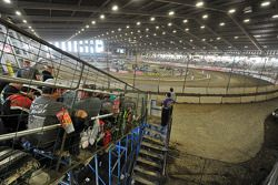 Fans am Chili Bowl