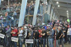 Fans bij de Chili Bowl