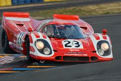 First place in the Le Mans Classic category: photo by Marc Fleury