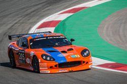 #205 Nova Race, Ginetta G50 GT4: Luca Magnoni, Luis Scarpaccio, Fabio Ghizzi, Matteo Cressoni