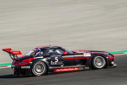 #5 Car Collection Motorsport Mercedes SLS AMG GT3: Peter Schmidt, Heinz Schmersal, Johannes Siegler, Patrik Kaiser, Ingo Vogler