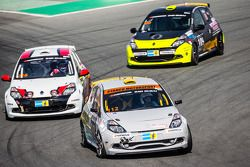 #112 presenza.eu Racing Team Clio, Renault Clio Cup Endurance: Luigi Stanco, Stefan Tanner, Stephan Jäggi, Marc Schelling