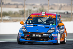 #126 Team Sally Racing Renault Clio Cup III: Martin Sally, Peter Obel, Mads Christensen, Sune Marcus