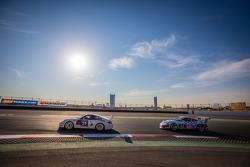 #59 HRT Performance Porsche 997 Cup: Harald Hennes, Indy Dontje, Olivier Baron, Kim Holmgaard, Kaspe