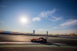 #96 Mike Racing Mercedes SLS AMG GT3: Michael Chua, Joseph Chua, Rick Cheang