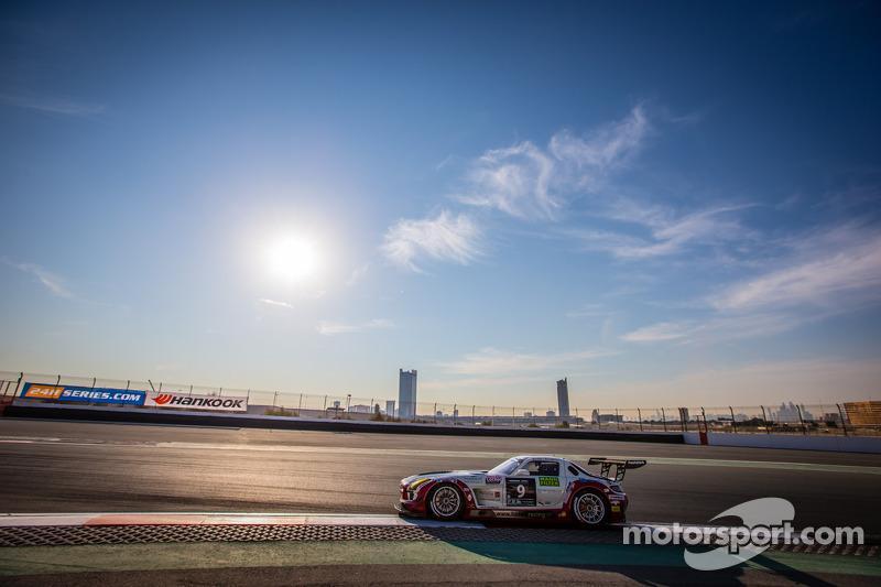 #9 Hofor-Racing Mercedes SLS AMG GT3: Michael Kroll, Kenneth Heyer, Christiaan Frankenhout, Roland E