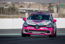 #110 Autosport GP Renault Clio IV Cup: Benoit Carreras, Franck Traynard, Jérôme Thiery, Antoine Boul