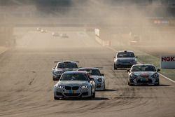 #72 Race-House Motorsport BMW M235i Racing Cup: Tiziano Carugati, Bruno Tortora, Jean-Christophe Pey