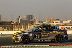 #73 Race-House Motorsport BMW M235i Racing Cup: Dag von Garrel, Stephen Perry, Max Girardo, Konstant