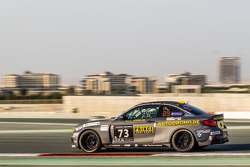 #73 Race-House Motorsport, BMW M235i Racing Cup: Dag von Garrel, Stephen Perry, Max Girardo, Konstan
