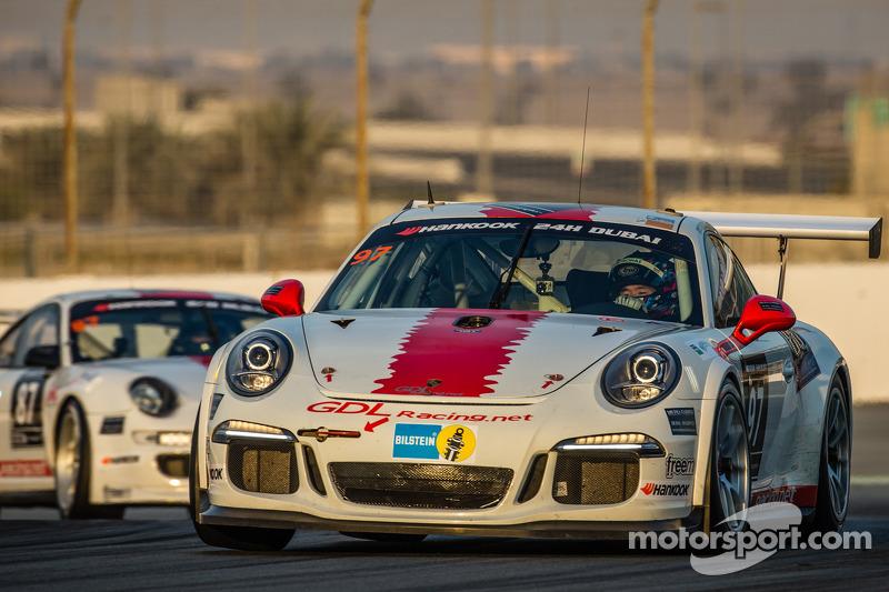 #97 GDL Racing Porsche 991 Cup: John Iossifidis, Wee Lim Koeng, Michael Spiridinov, Melvin Moh