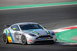 #160 ALFAB Racing Aston Martin Vantage GT4: Erik Behrens, Daniel Roos, Henric Skoog, Patrik Skoog