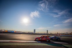 #54 K&K Racing Team & Valek Autosport BMW 130i: Marcel Kusin, Petr Vallek, #33 SPS automotive-perfor