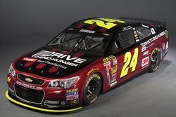 Skema Warna AARP Drive to End Hunger untuk Jeff Gordon