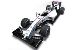 A preview of the new Williams FW38