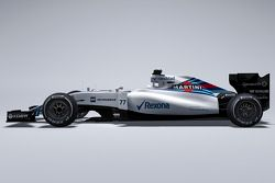 The new Williams FW38