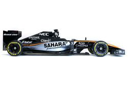 El Sahara Force India 2015