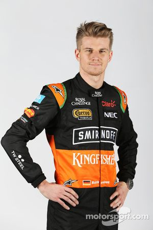Nico Hulkenberg, de Sahara Force India F1