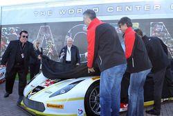 Een nieuwe sponsor voor Eenction Express Racing is onthuld
