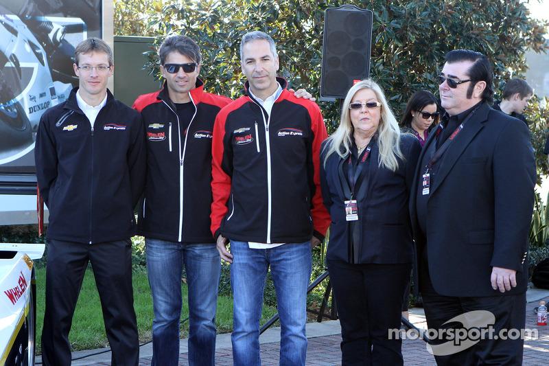 Pilotos, Sébastien Bourdais, Christian Fittipaldi, Joao Barbosa, Action Express Racing