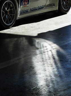 #18 Muehlner Motorsports America, Porsche 911 GT America