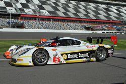 #5 Action Express Racing Corvette DP