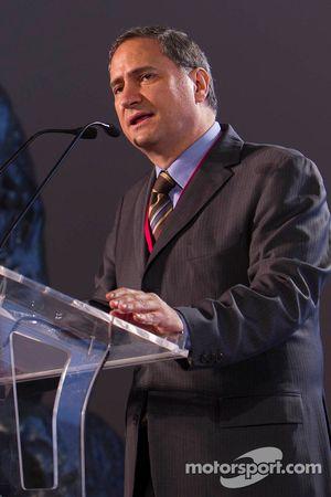 Alejandro Soberon, Geschäftsführer Corporacion Interamericana
